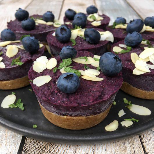 blueberry mini tarts 1